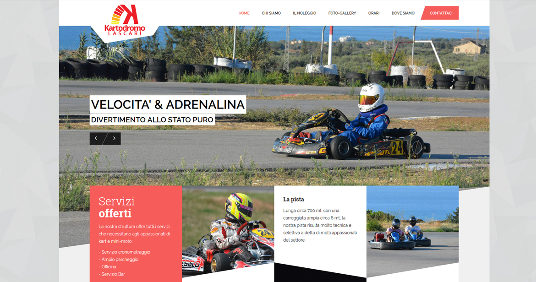 Kartodromo Lascari