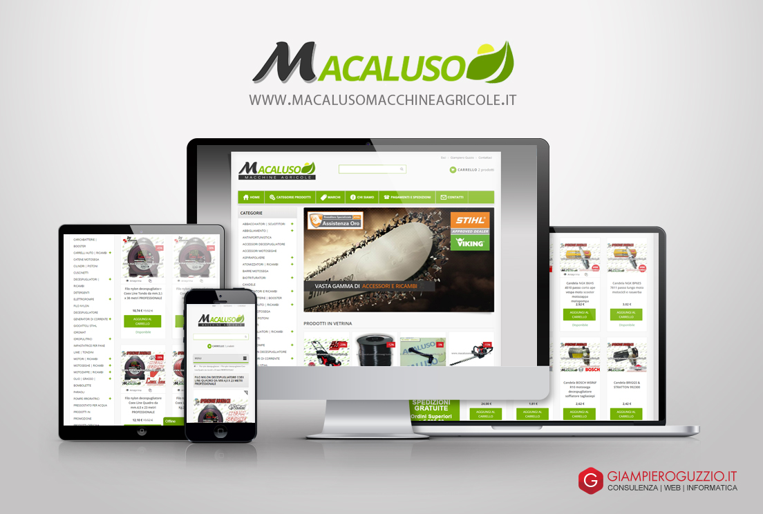 Macaluso Macchine Agricole